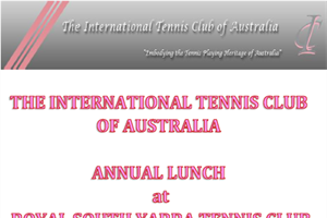 IC Australia Annual Lunch