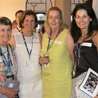 Beyond The Tour Launch - Elizabeth Peers, Lois Plow, Mandy Morgan, Linda Dohnt