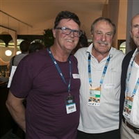 Beyond The Tour - John Trickey, John Newcombe, Geoff Masters