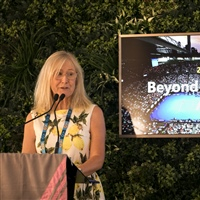 Beyond The Tour Launch - Kerryn Pratt MC
